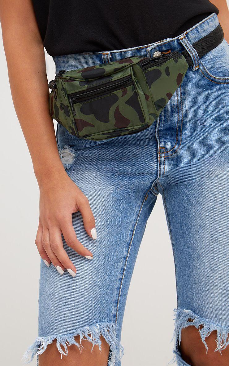 Camo Bum Bag