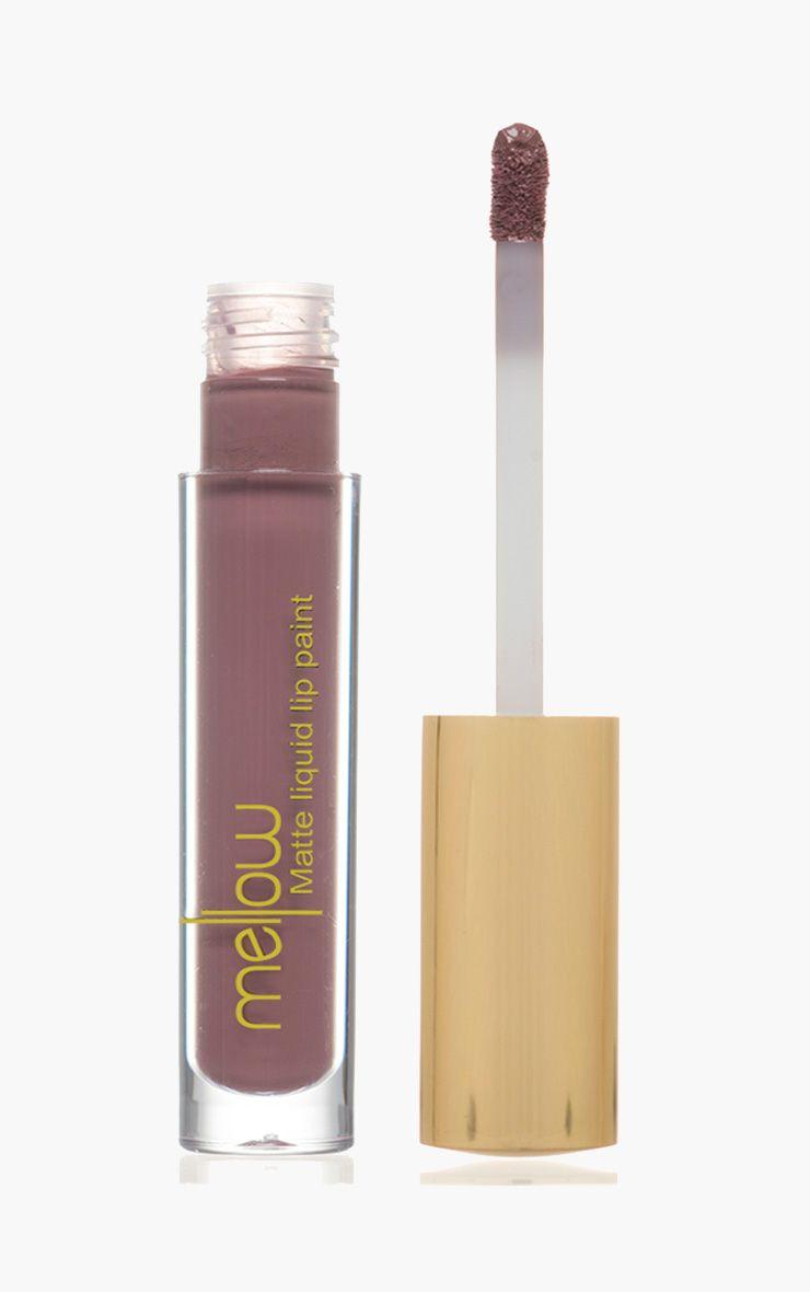 Mellow Cosmetics Budapest Liquid Lipstick