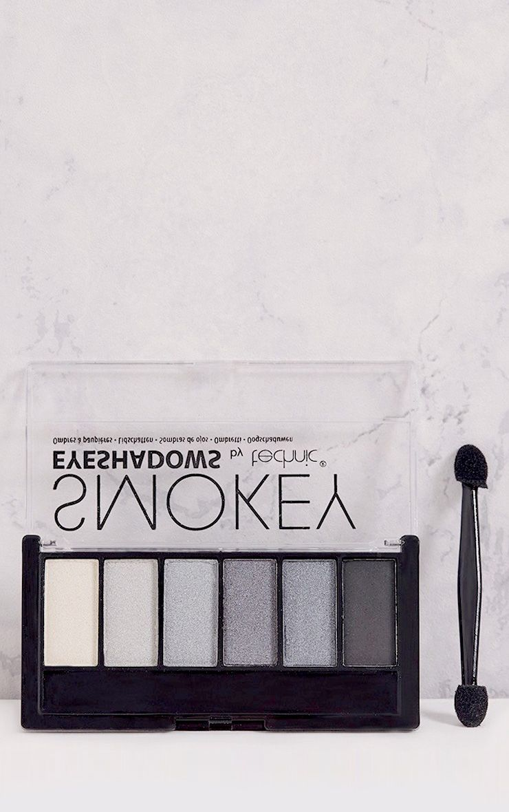 Technic Smokey Eyeshadow Palette