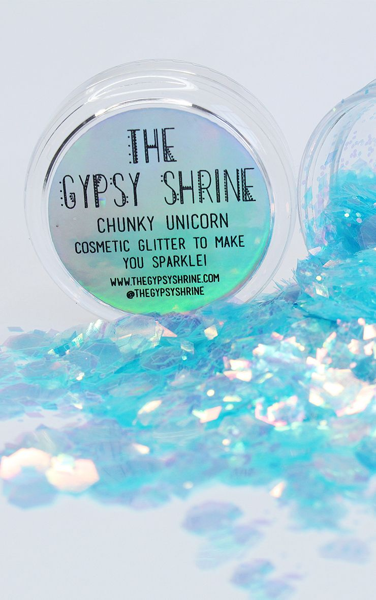 The Gypsy Shrine Unicorn Glitter Pot