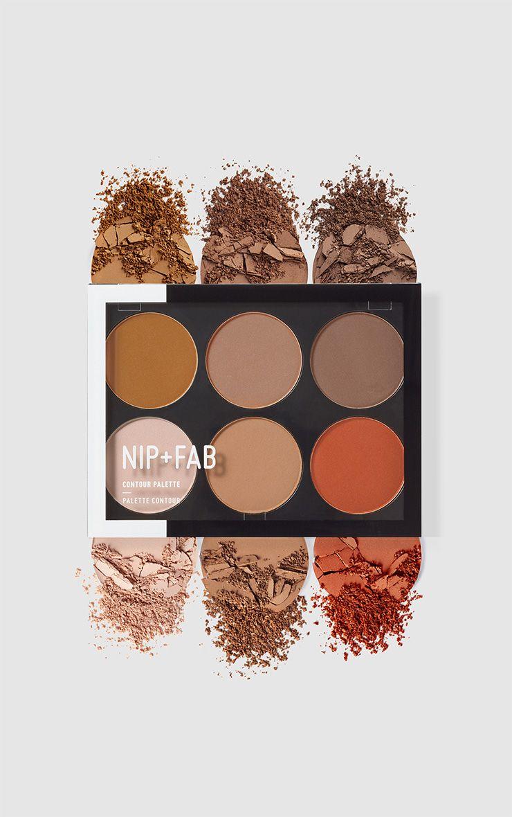 Nip & Fab Contour Palette - Shade Dark 03