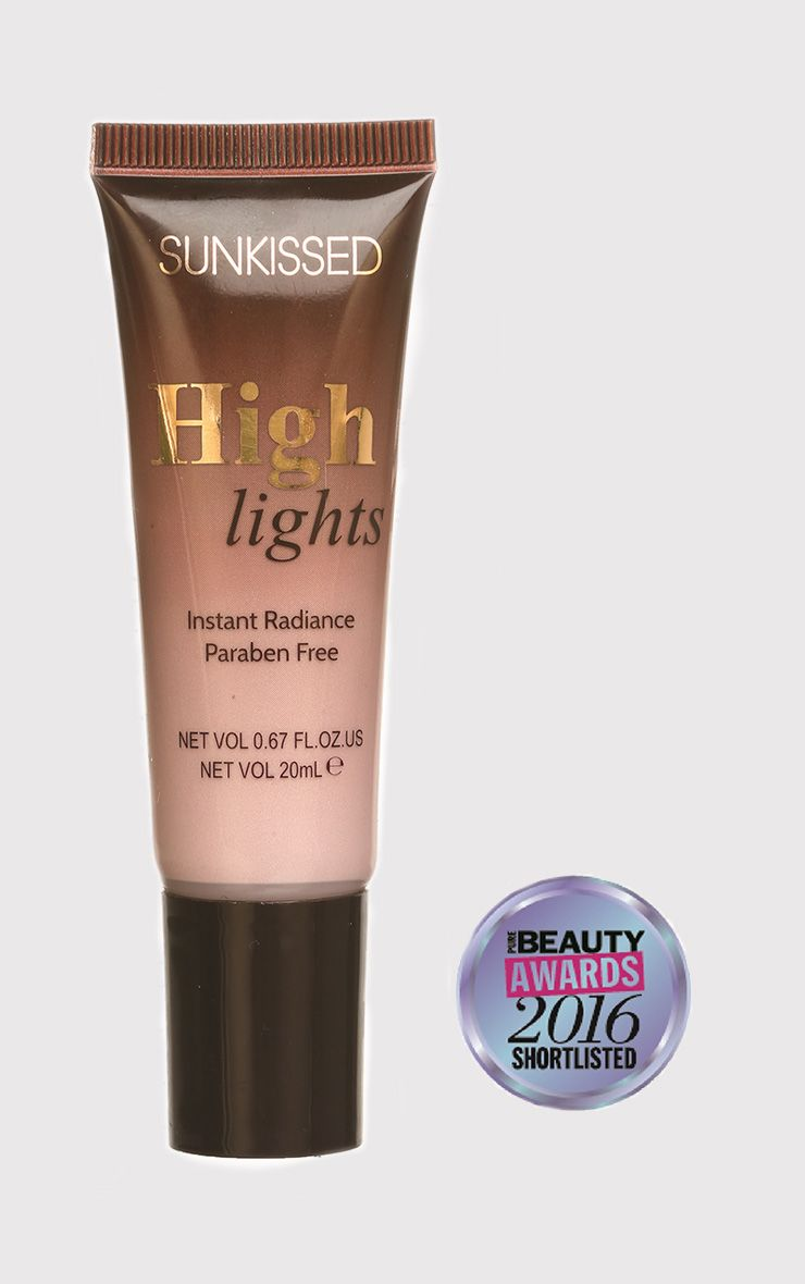 Sunkissed Highlights Instant Radiance Cream