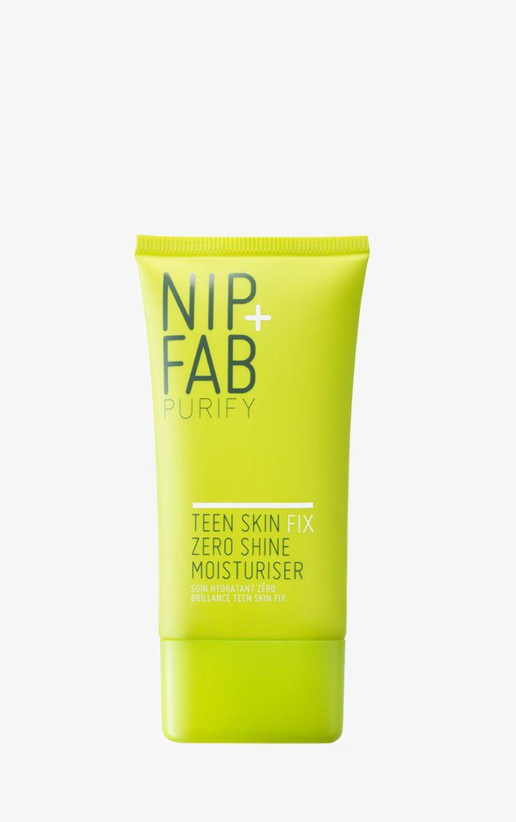 Soin hydratant zéro brillance Teen Skin Fix Nip Fab