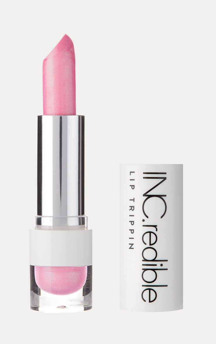 INCredible Pink strobe lipstick