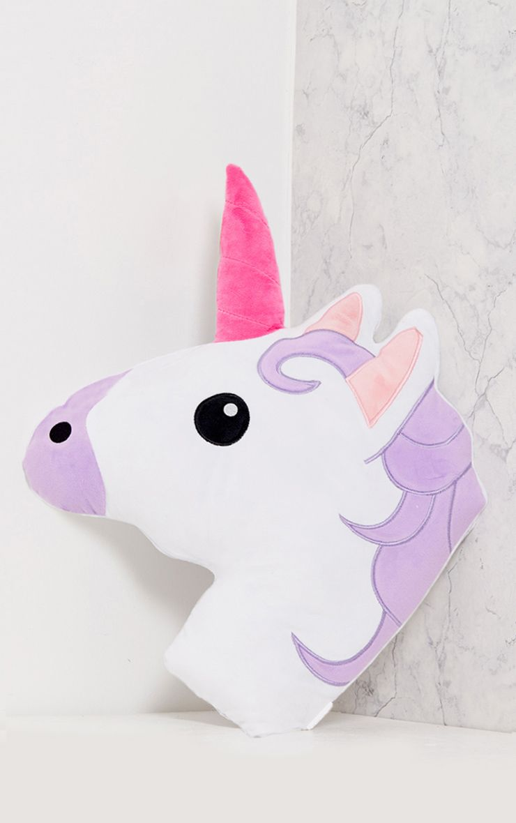 Pink Unicorn Cushion