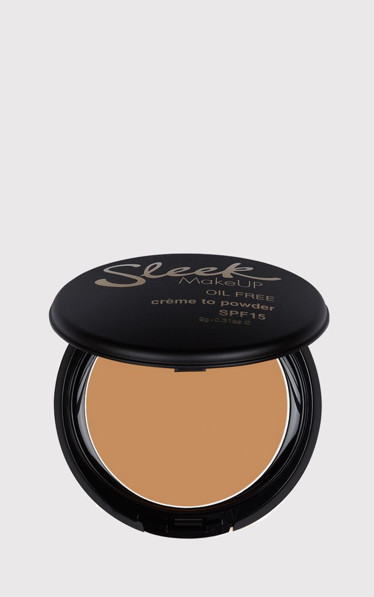 Sleek Bamboo Crème To Powder Foundation