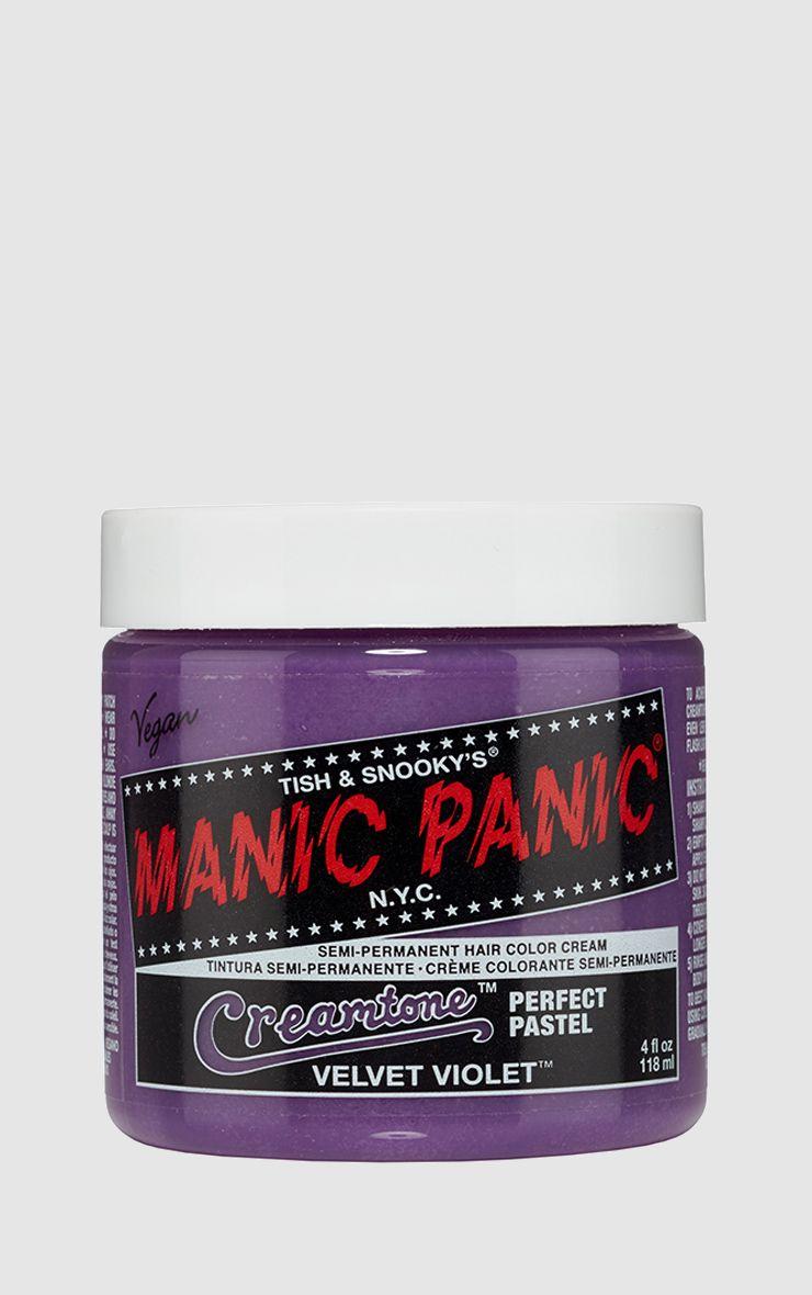 Manic Panic Perfect Pastel Hair Colour - Velvet Violet
