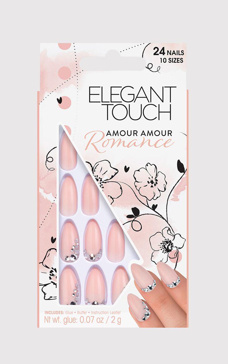 Elegant Touch Amour Amour False Nails