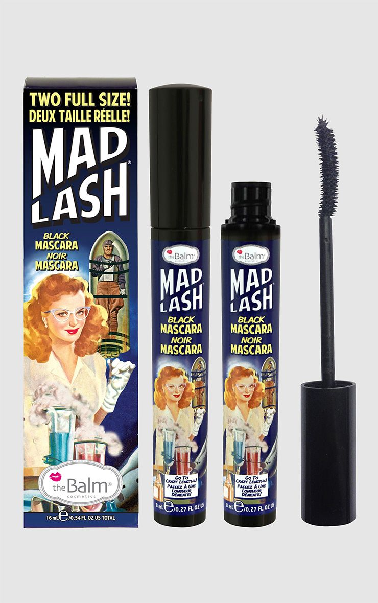 Duo de mascaras Mad Lash TheBalm