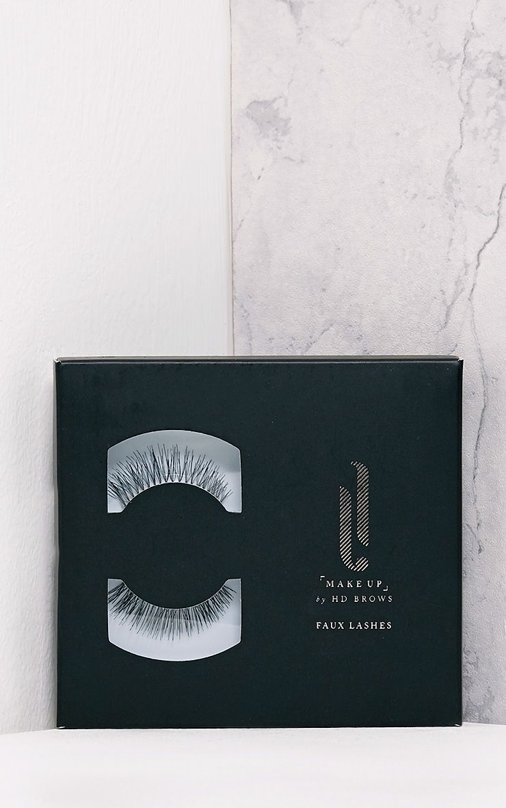 High Definition Beauty Foxy Double Pack Faux Lashes