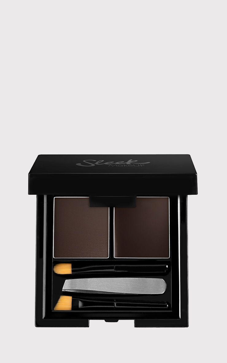 Sleek Extra Dark Brow Kit