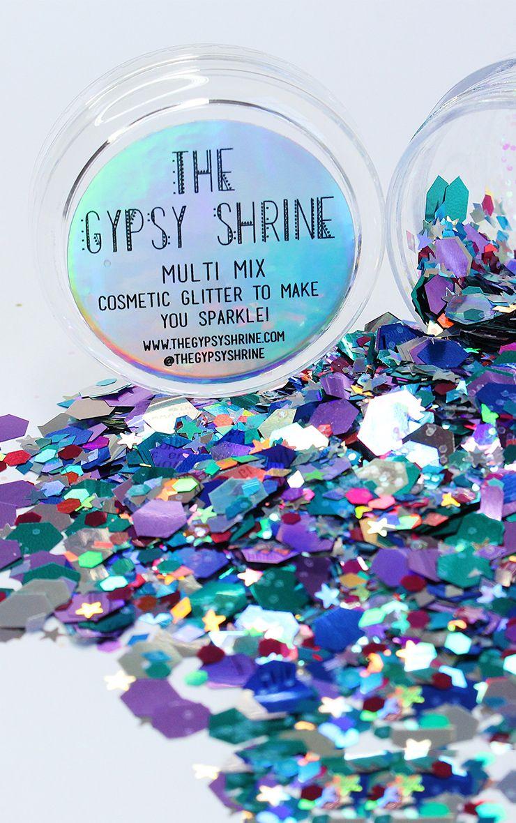 The Gypsy Shrine Multi Mix Glitter Pot