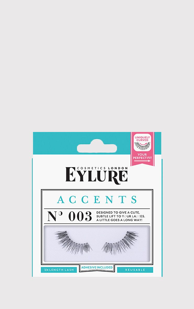 Eylure Accent No.003 False Lashes