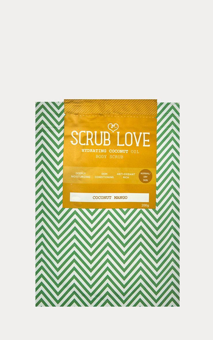 Scrub Love Coconut Mango Body Scrub 1