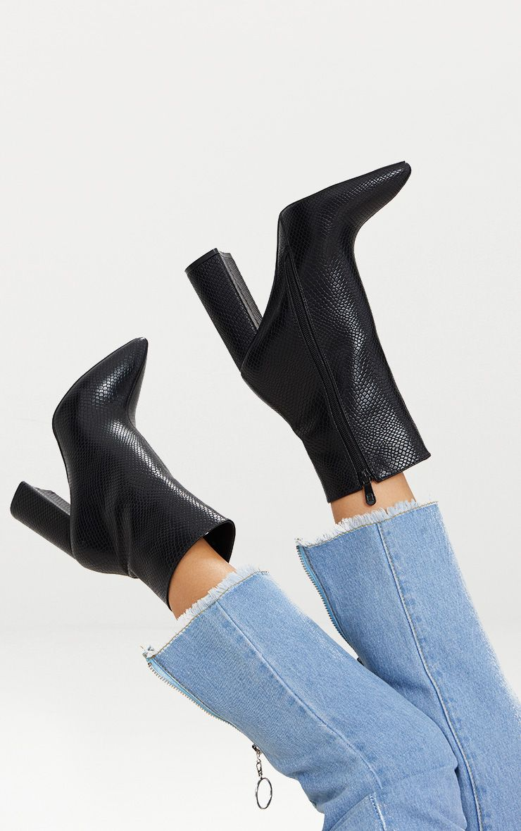 High Point Ankle boot