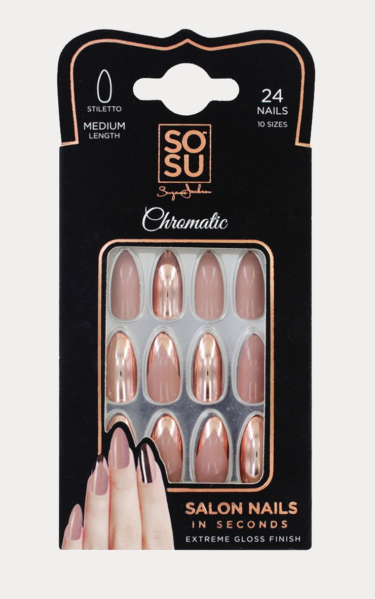 Sosu Chromatic False Nails 1