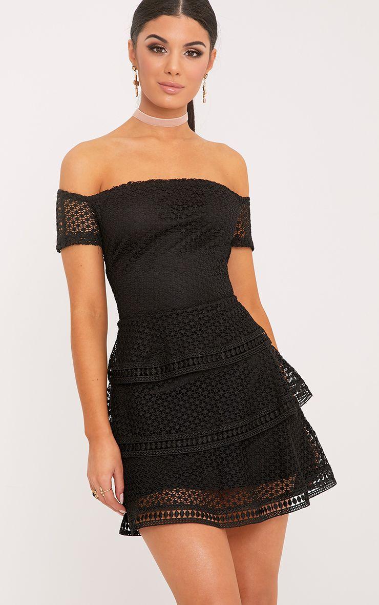 Little Black Dresses Shop Sexy Lbds Prettylittlething
