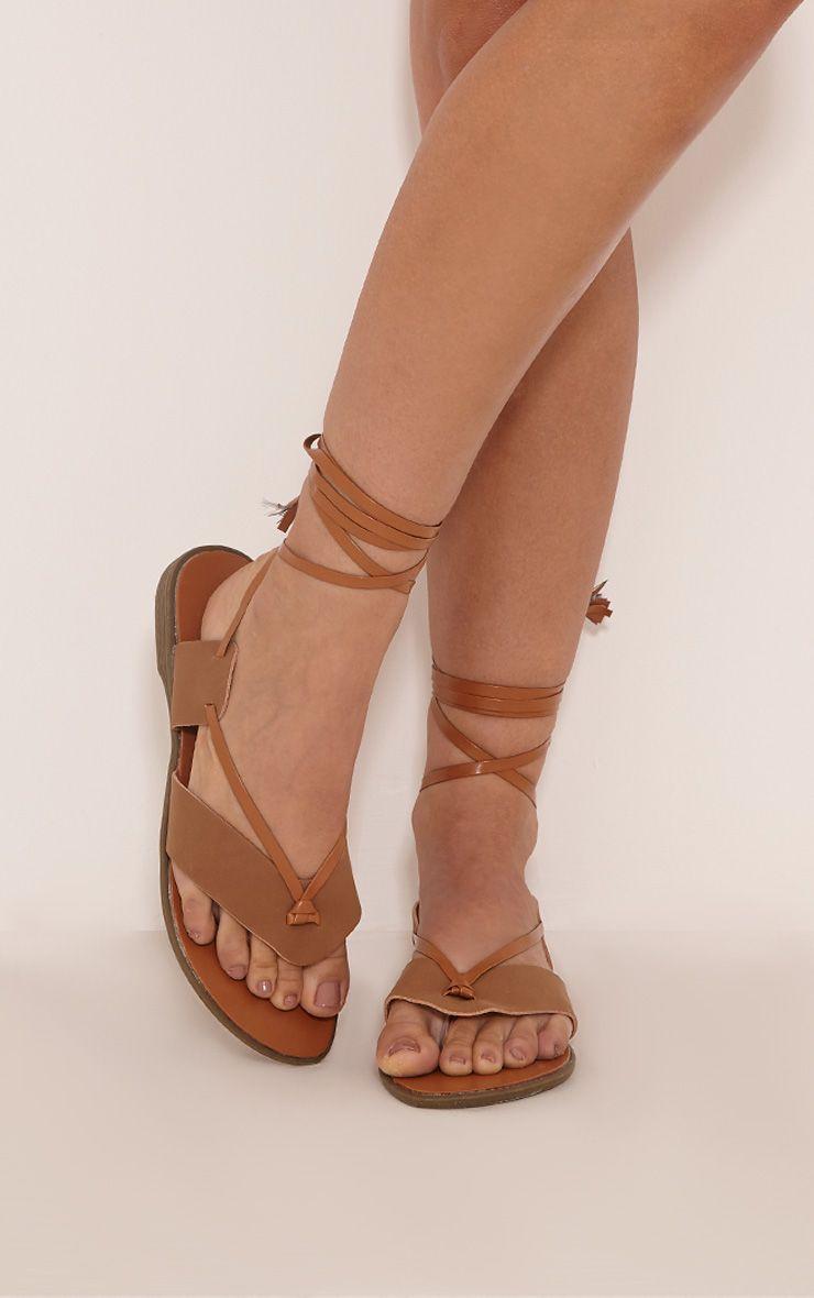 Aleksa Pink PVC Skater Skirt 1