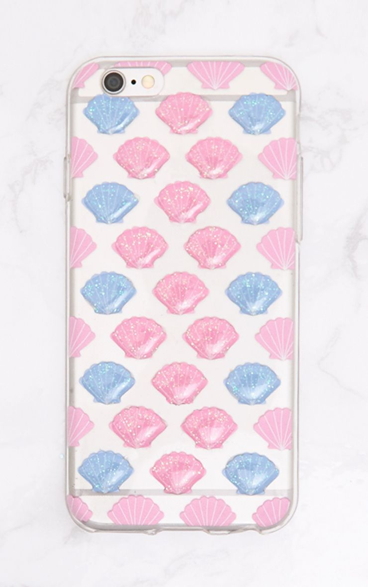 Multi Shell Mermaid Iphone 6 Case