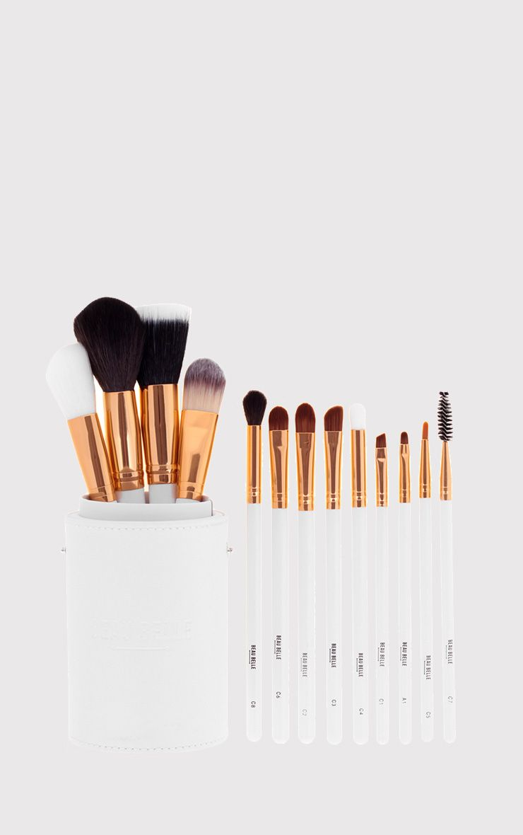 Beau Belle Brushes Gold Pot Set