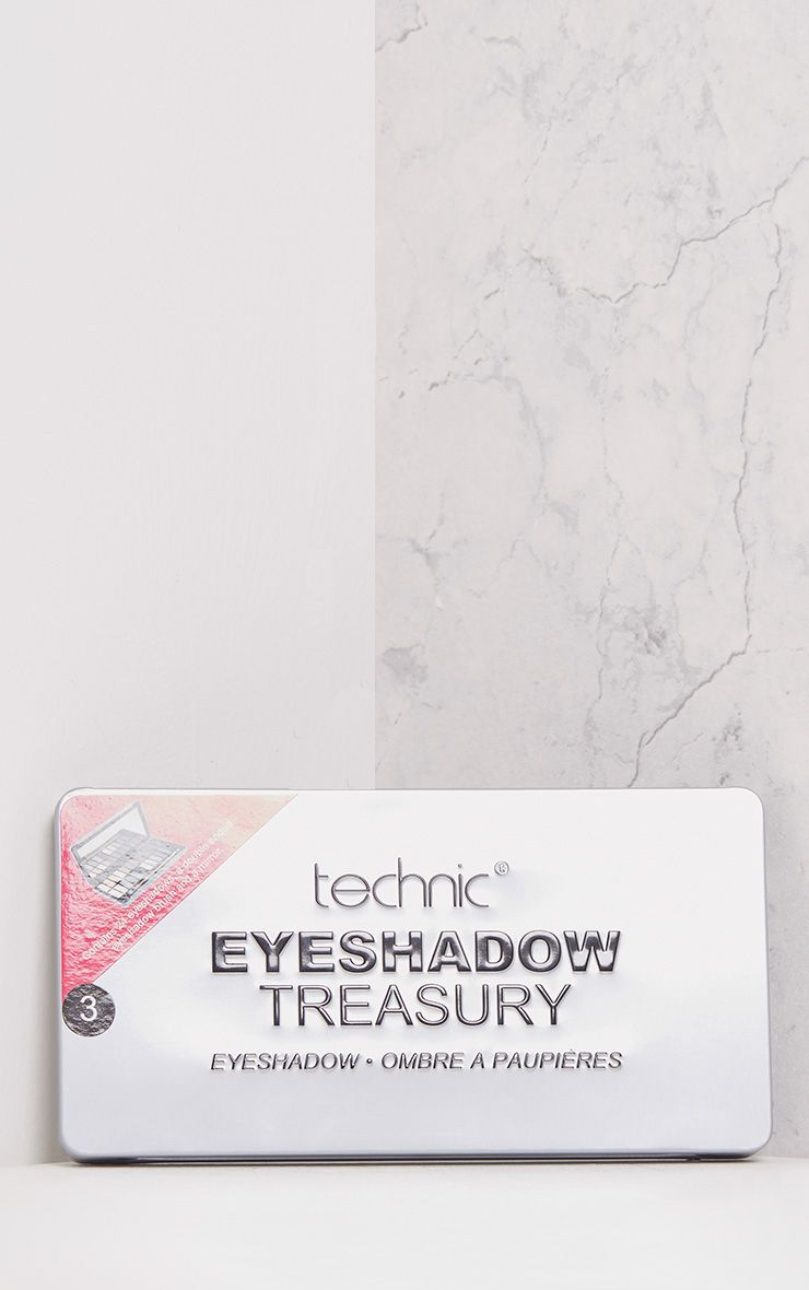 Technic Silver Eyeshadow Treasury