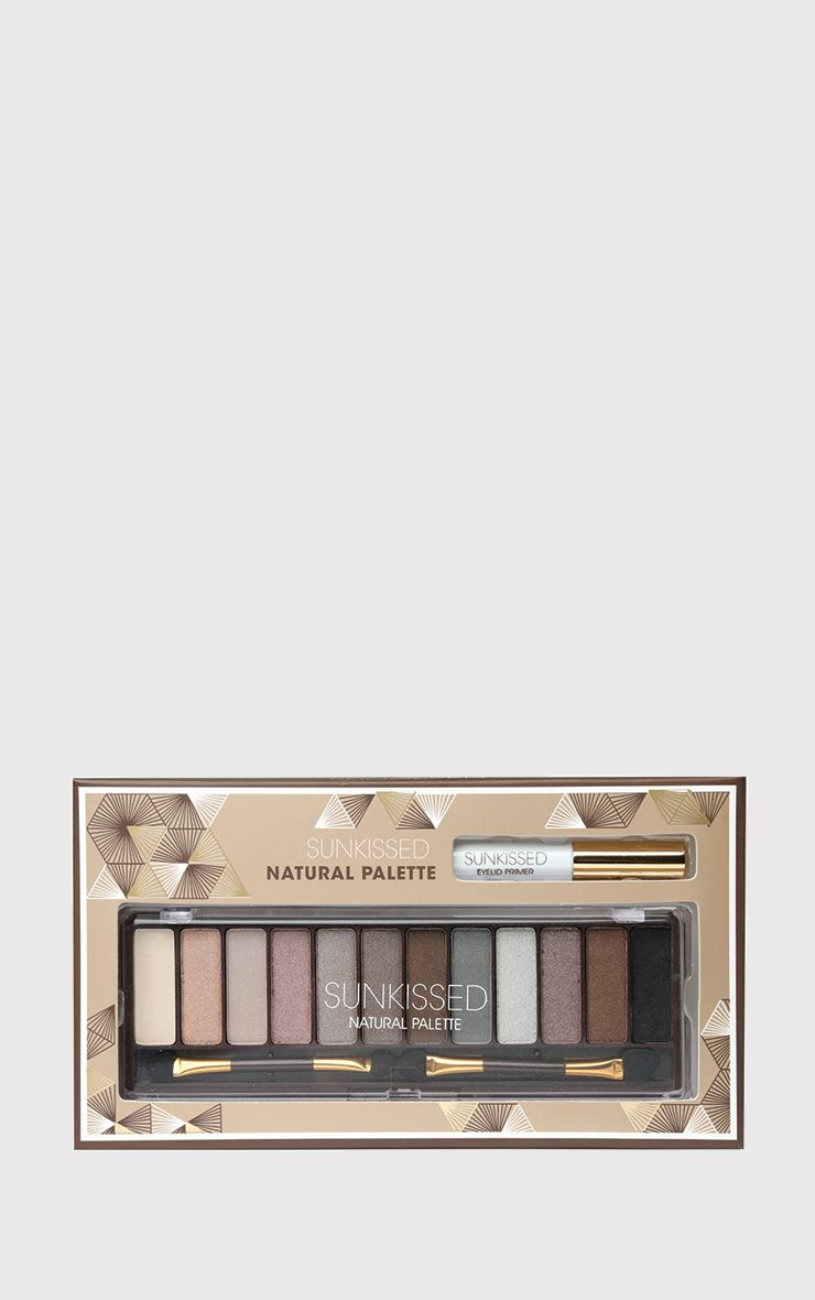 Sunkissed Natural Palette
