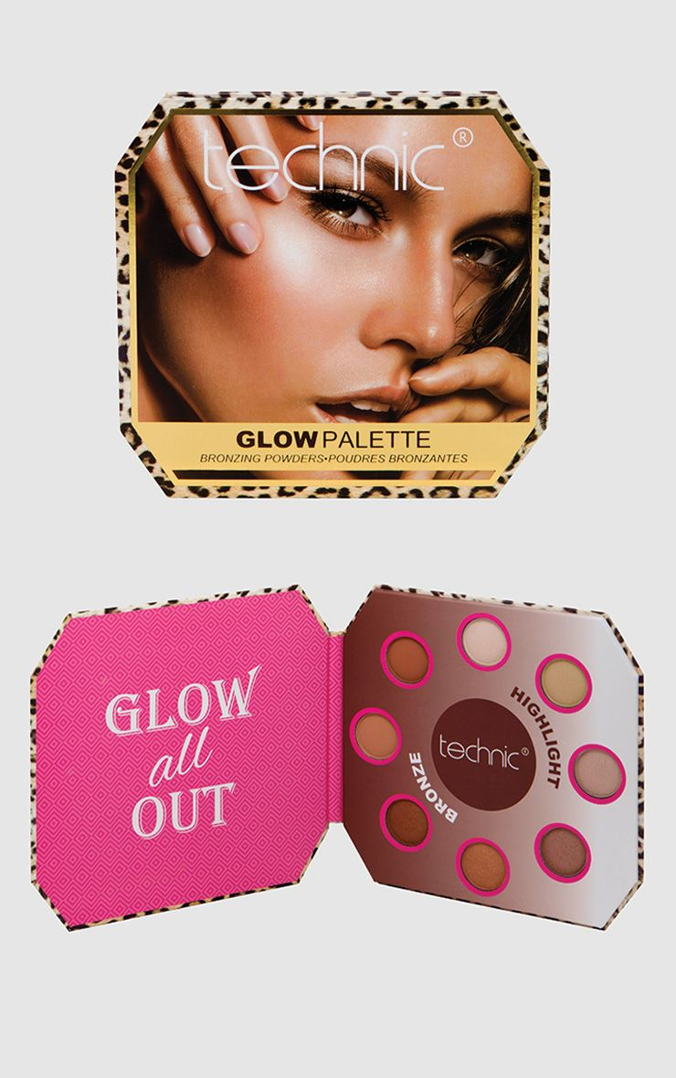 Technic Glow All Out Bronzing Palette