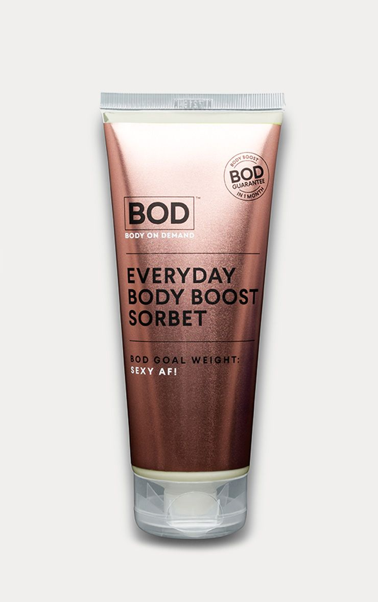 BOD Body Boost Everyday Sorbet