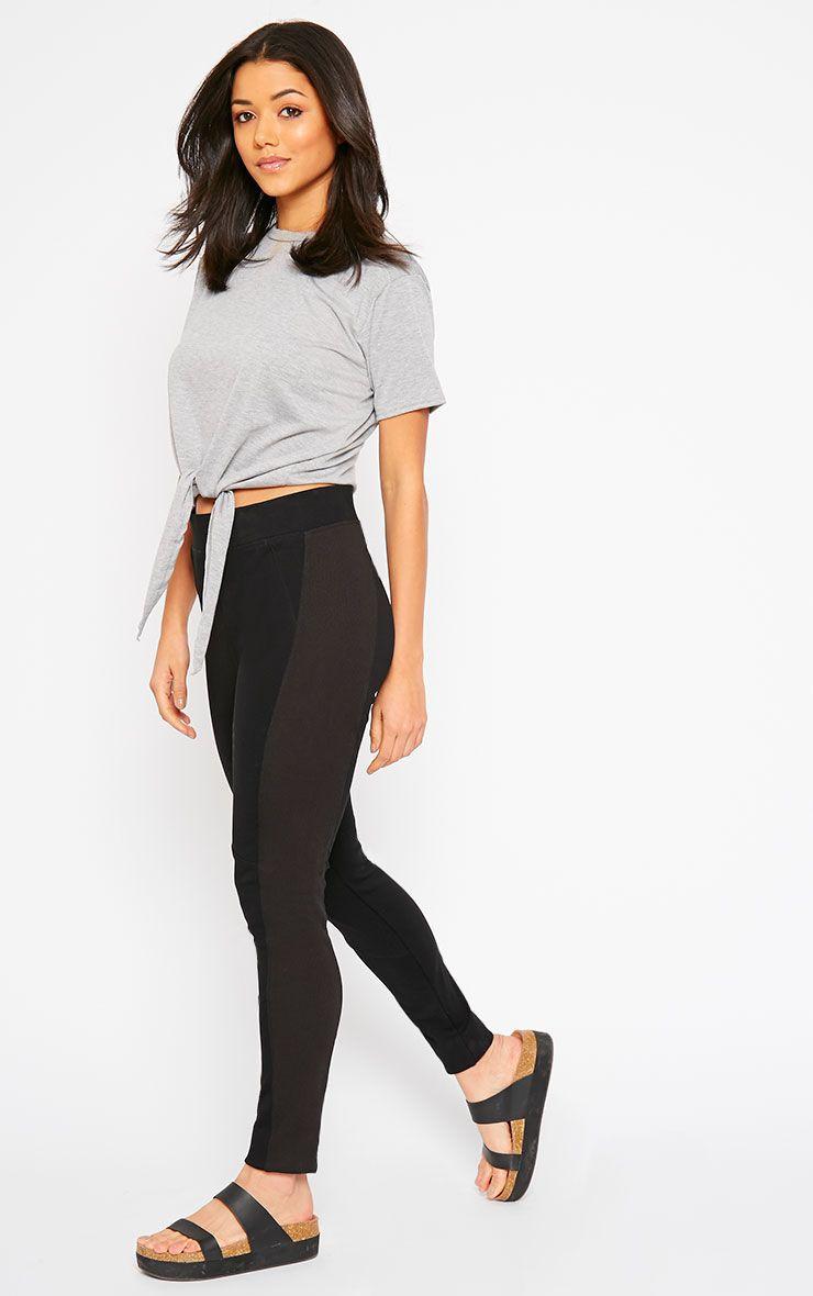 Tamera Black Premium Legging  1