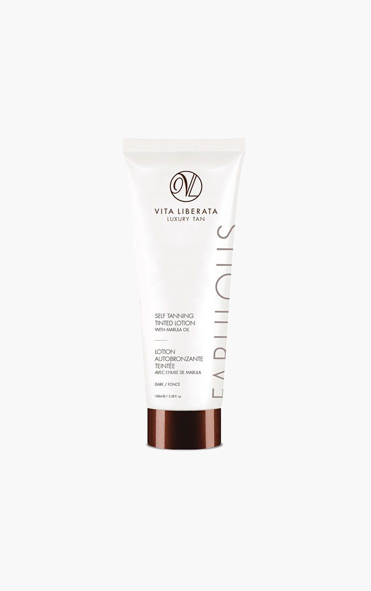 Vita Liberata Fabulous Tinted Self Tan Lotion - Dark
