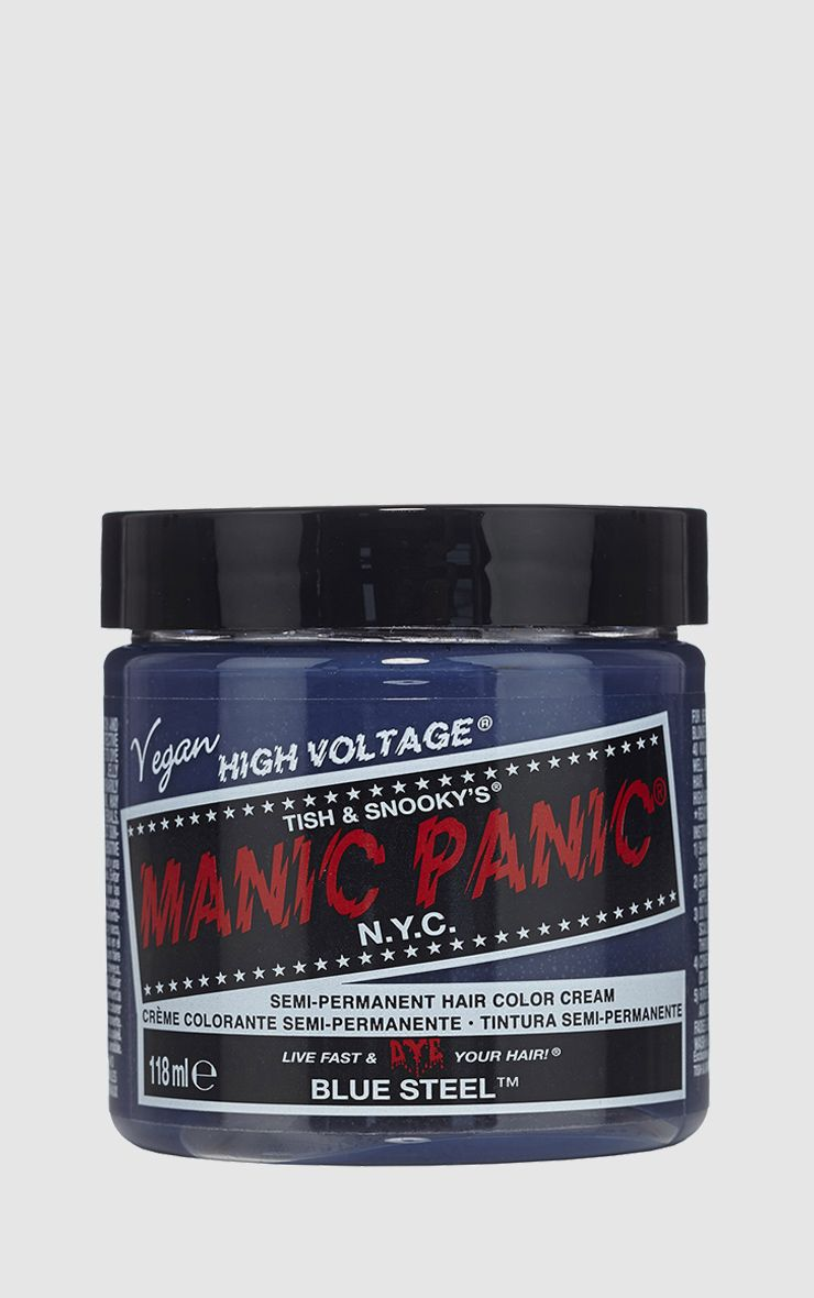 Manic Panic High Voltage Classic Hair Colour - Blue Steel