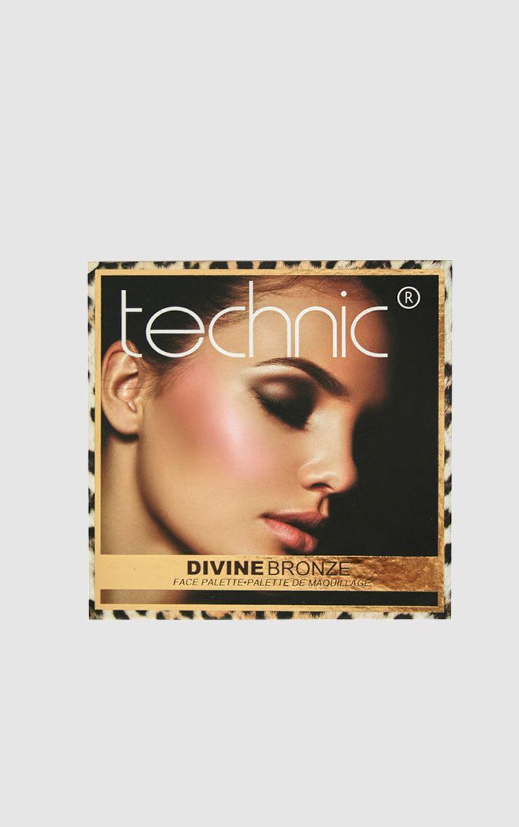 Technic Divine Bronze & Glow Palette