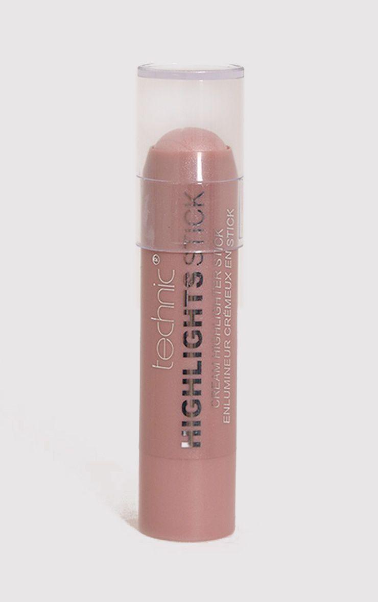 Technic Blush Cream Highlighter Stick 1