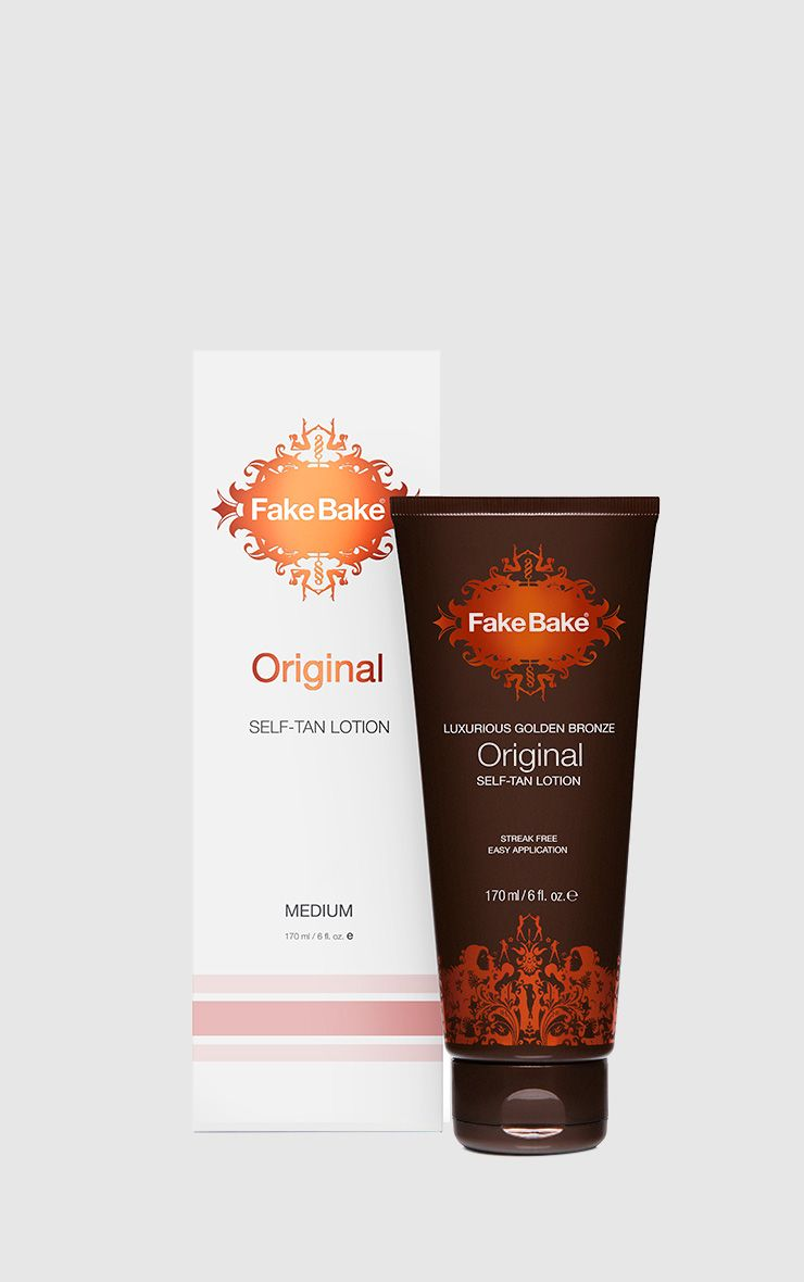 FakeBake Original Medium Tanning Lotion