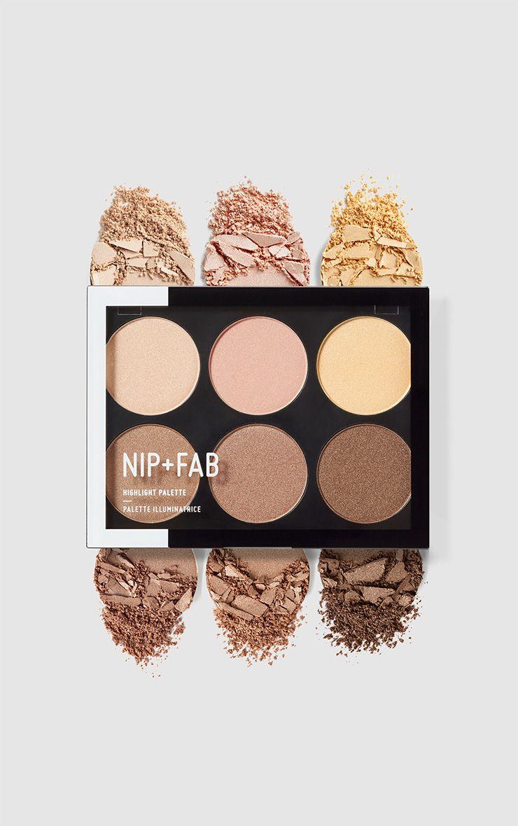 Nip & Fab Stroboscopic Highlighter Palette