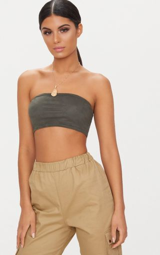 Women S Tops Cheap Tops For Women Prettylittlething Ie