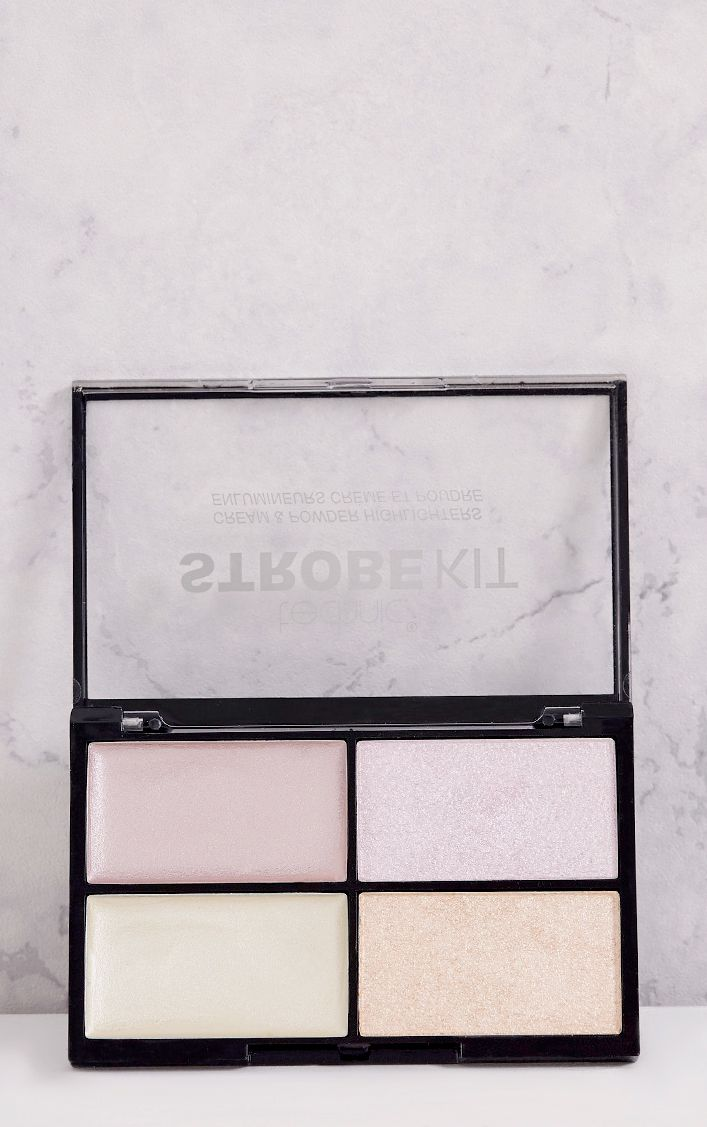 Technic Strobe Blush Highlighter Kit