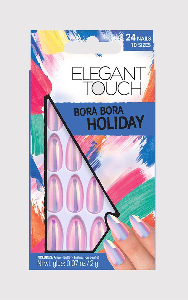 Elegant Touch Bora Bora False Nails