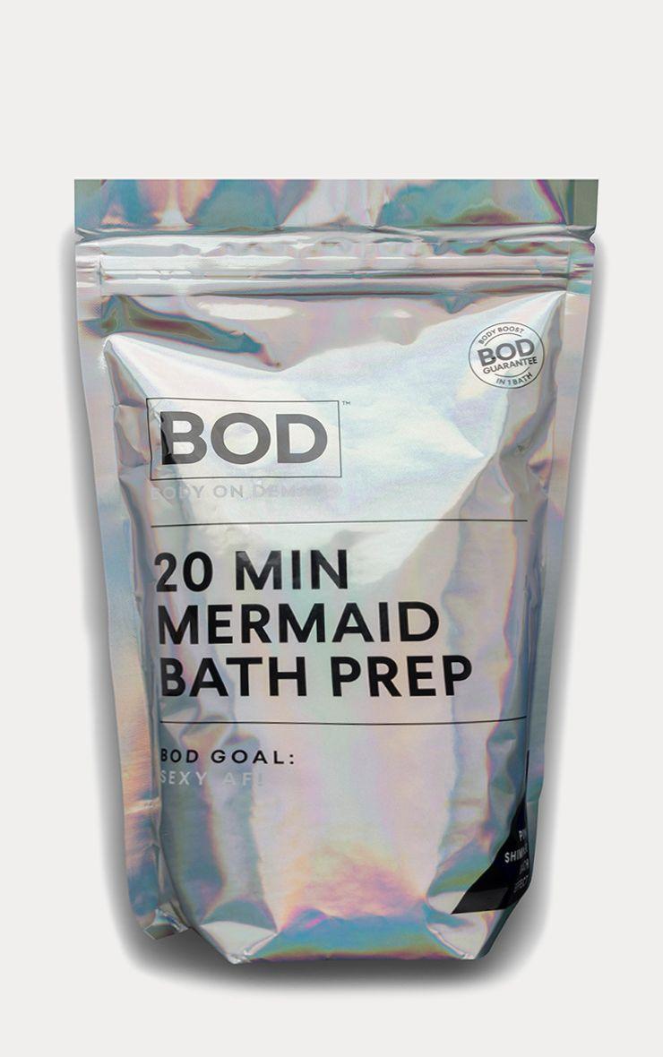 BOD 20min Mermaid Bath Prep