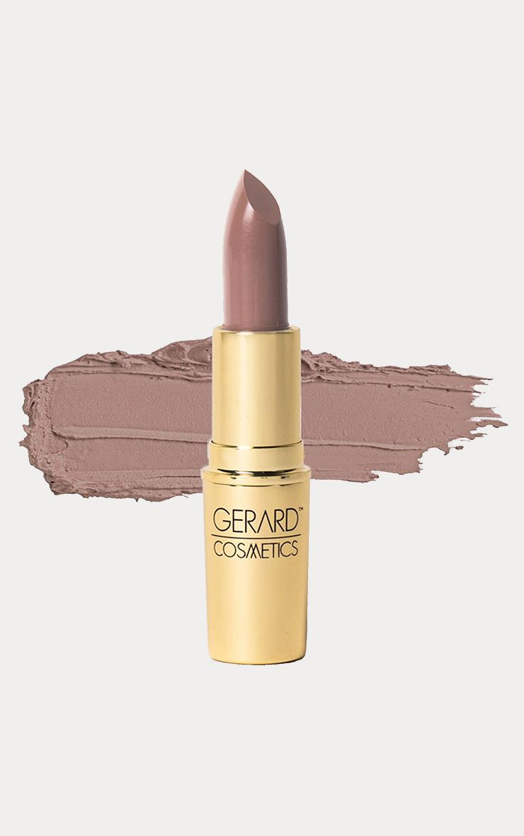 Gerard Cosmetics Lipstick Underground  1