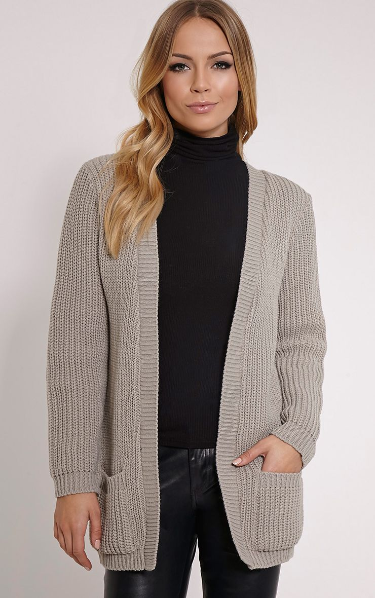 Whitney Stone Oversized Cardigan 1