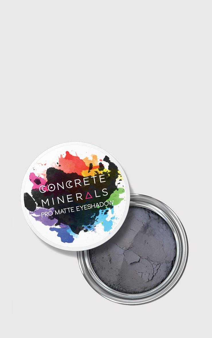 Concrete Minerals Wednesday Pro Matte Eyeshadow 1