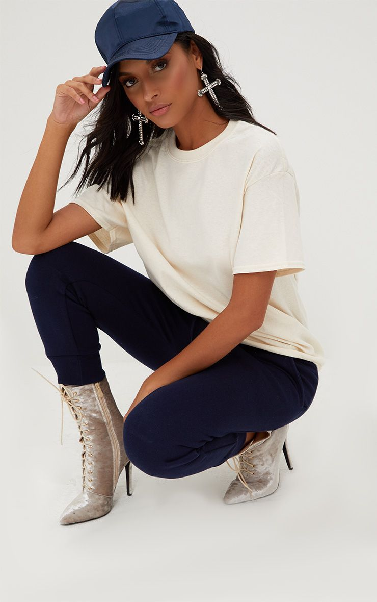 Ultimate Natural Oversized T Shirt