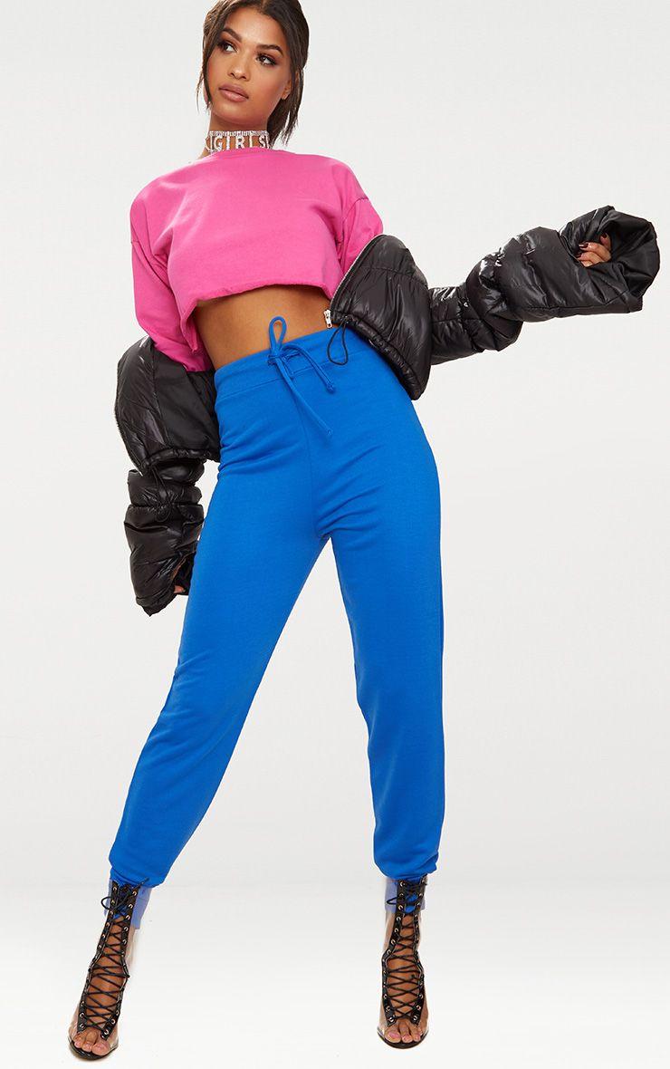 Cobalt Blue Ultimate Sweat Joggers