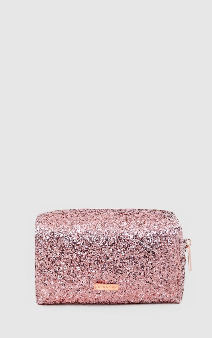 Skinny Dip Rose Dita Make Up Bag