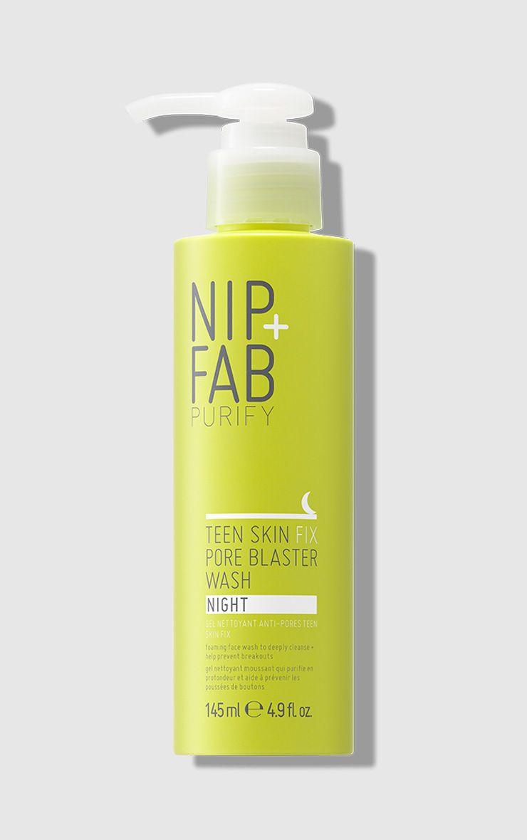 Nip Fab Teen Skin Fix Jelly Wash - Night