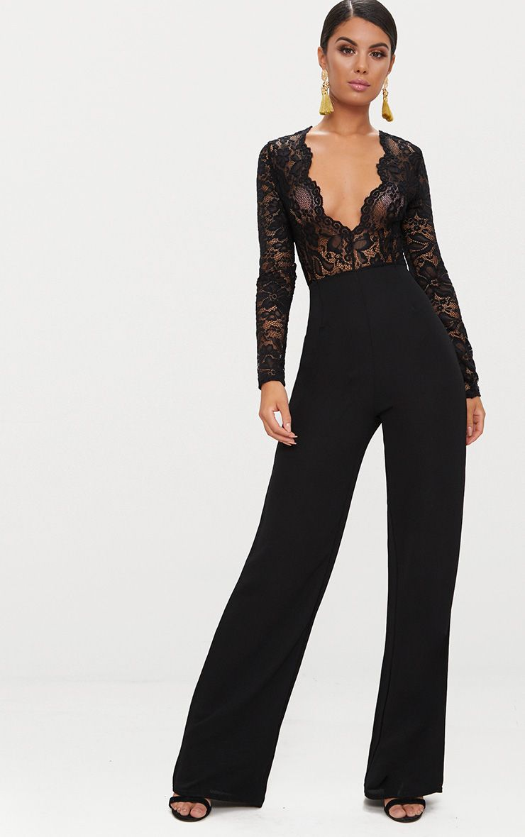 TERESA - Dressy Jumpsuits Cocktail Batwing Sleeve Classy Formal. This batwing sleeve jumpsuit is the go-to outfit for us. It is comfortable, easy to wear, and effortlessly fashionable.