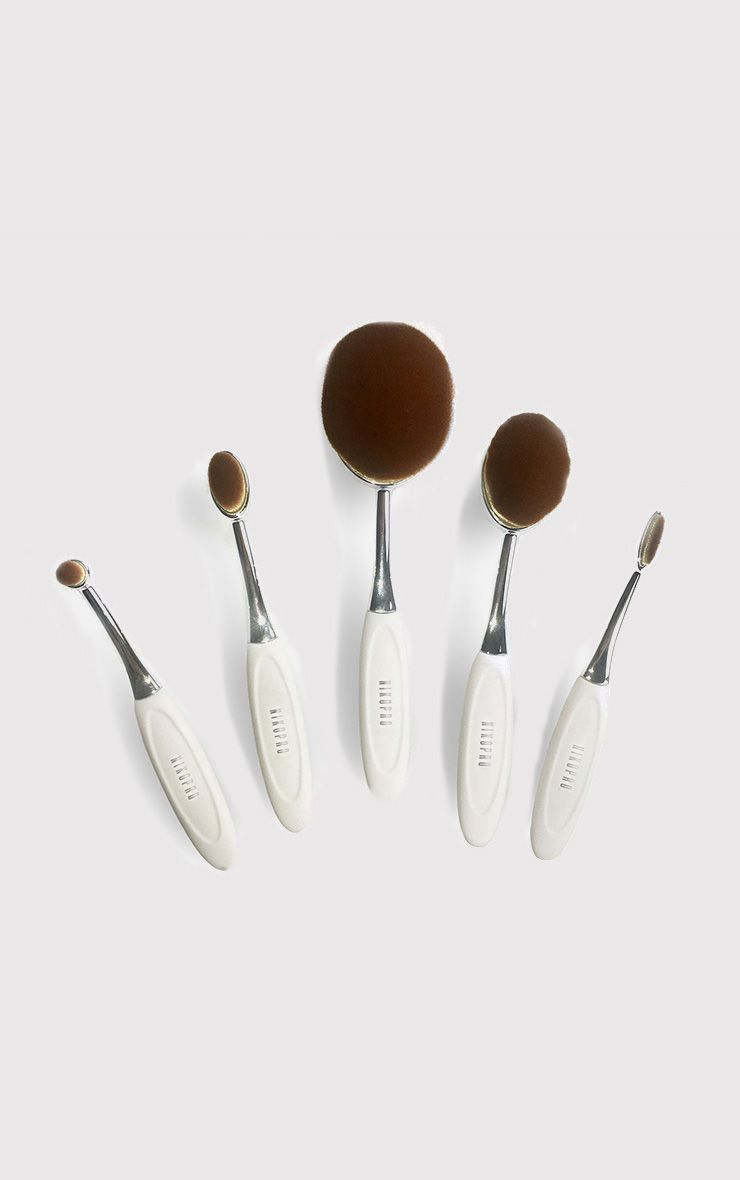 Niko Pro 5 Piece Brush Kit