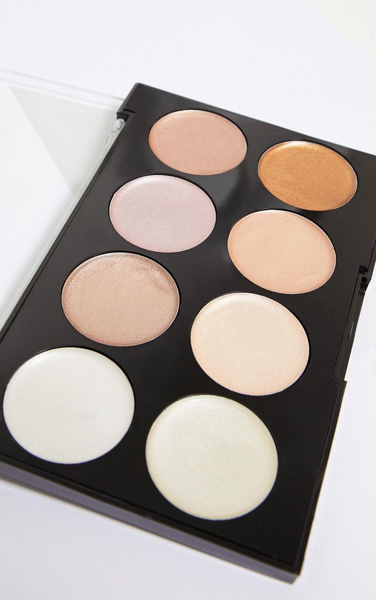 Technic Cream Highlighter Palette