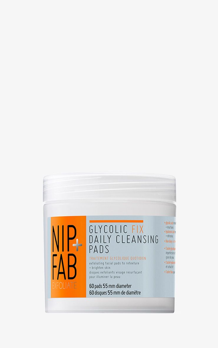 Nip Fab Glycolic Fix Daily Cleansing Pads